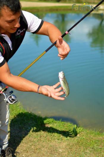 La pesca di lago