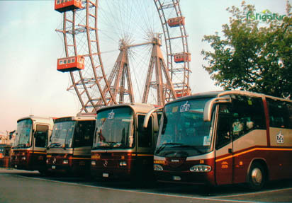 Bus autoservizio Giuseppe Lisella